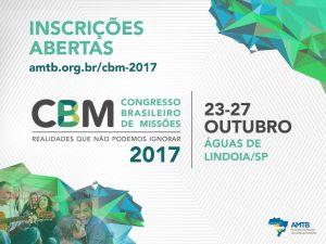 Congresso Brasileiro de Missões 2017